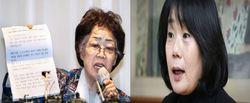 여성인권운동가 이용수 할머니, 2차 기자회견 공개 문건 …30년 동지로 믿었던 '윤미향'에 배신감.